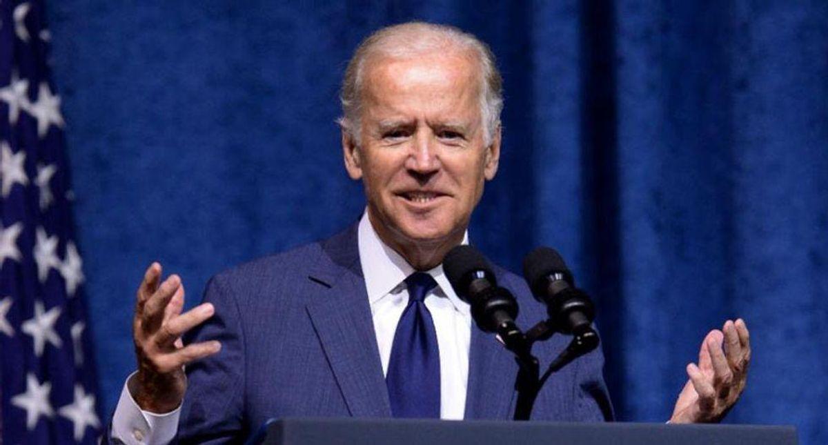 'Fundamentally un-American': Biden destroys GOP's Capitol riot revisionism at ceremony for hero cops