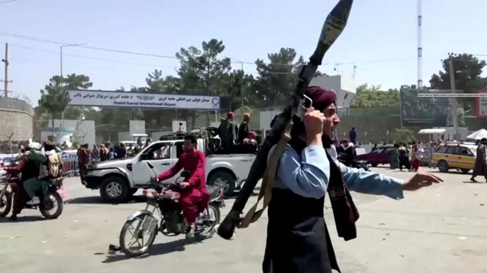 U.S. diplomats sent cable in mid-July warning of potential swift Taliban takeover: WSJ report