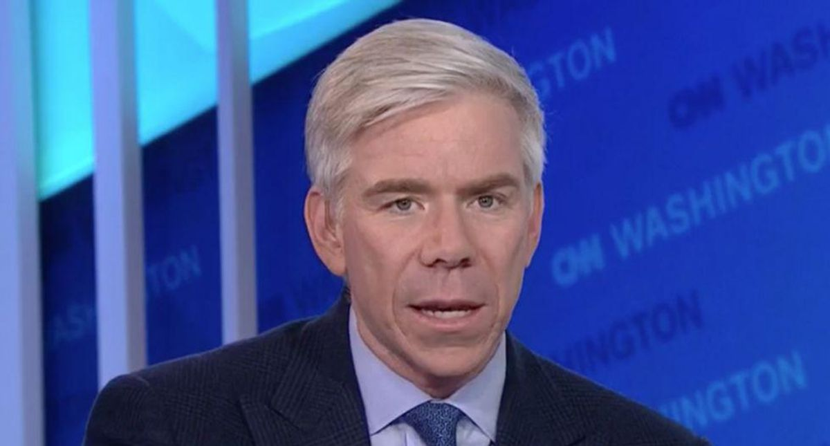 'Not why we went': CNN's David Gregory shuts down spin that America invaded Afghanistan to help women