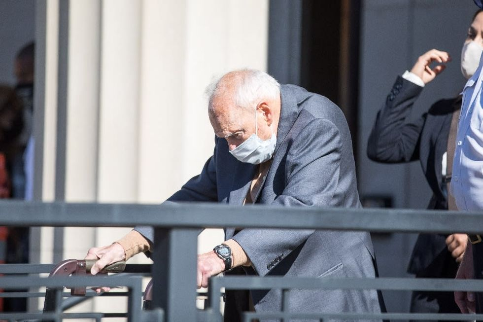 Former cardinal pleads not guilty to sexually assaulting teenage boy