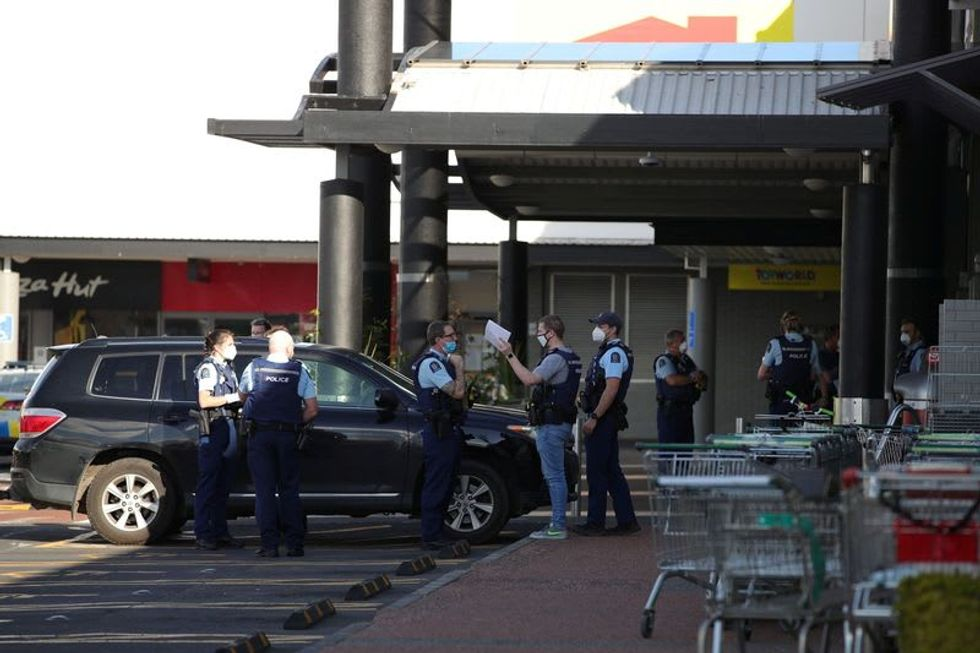 New Zealand to criminalize attack planning after mall stabbing