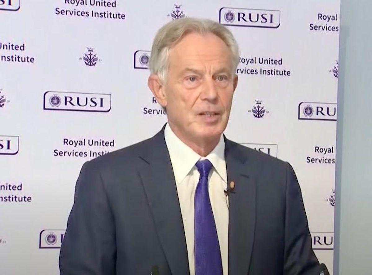 Jihadist threat 'getting worse', says ex-UK PM Tony Blair