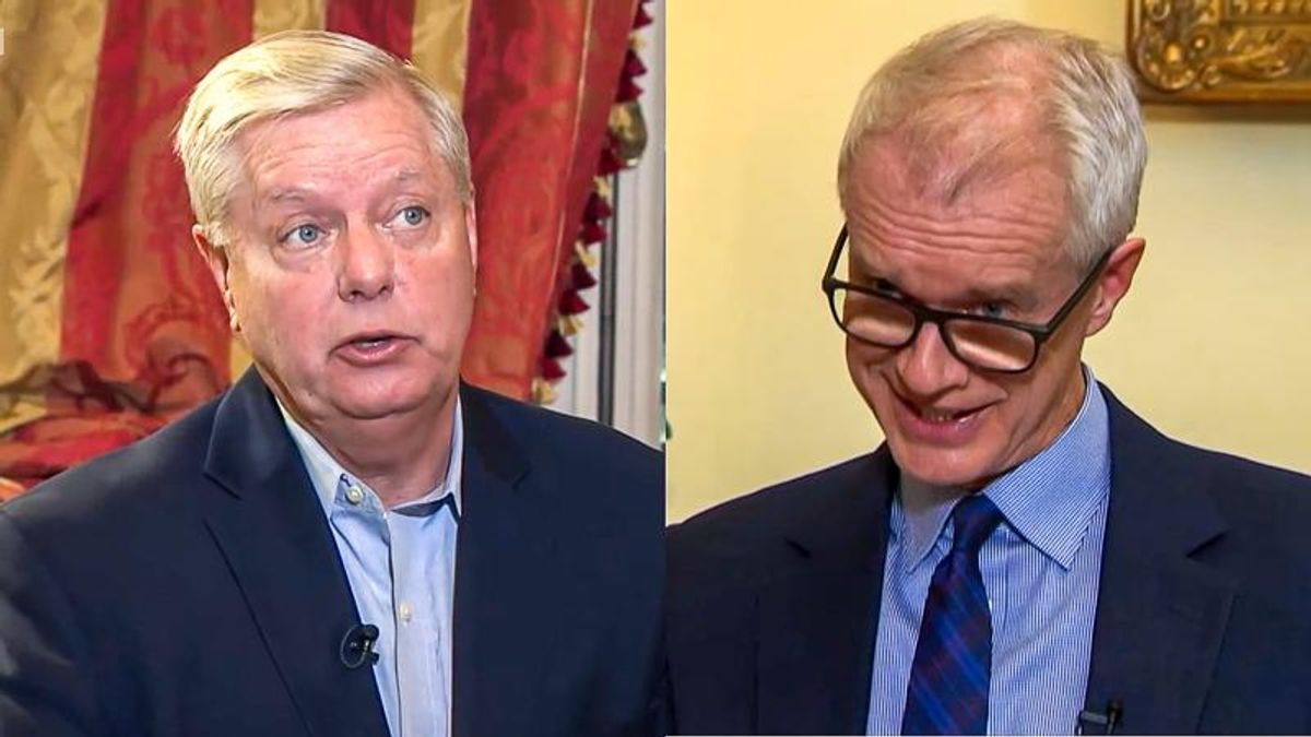 'Are you serious?' Lindsey Graham stuns BBC reporter by insisting US will re-invade Afghanistan