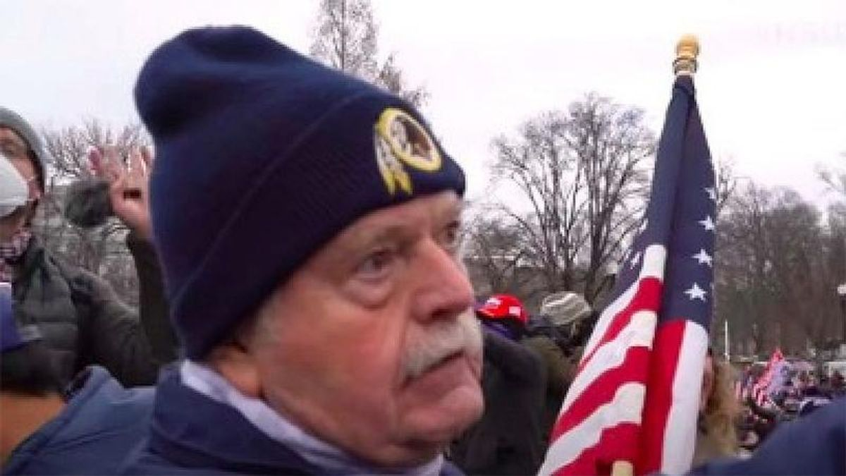 Judge blasts MAGA rioter's lawyer for saying Washington DC residents 'despise' the values of 'traditional America'