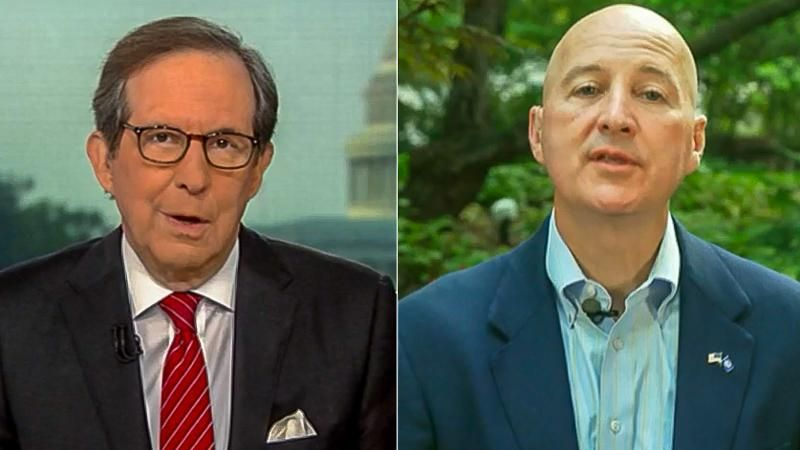 Chris Wallace busts GOP governor for opposing vaccine mandates for Covid but not for chicken pox