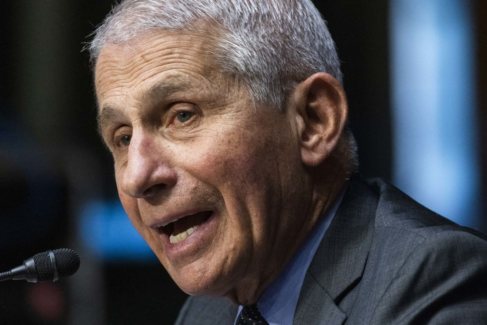 Fauci warns of possible new COVID variant without vaccination