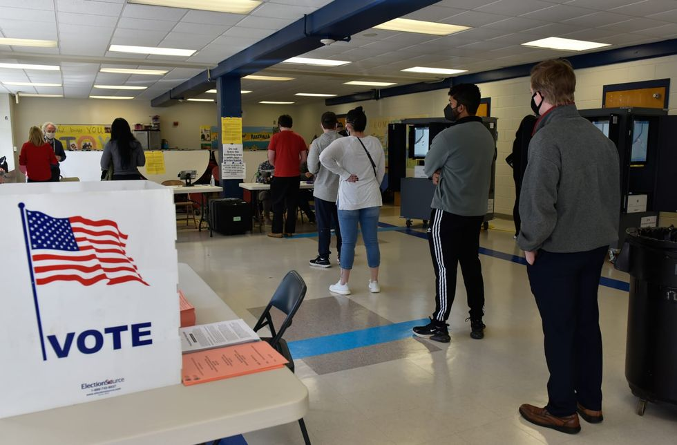 Georgia voter ID requirement harder on those without driver's licenses