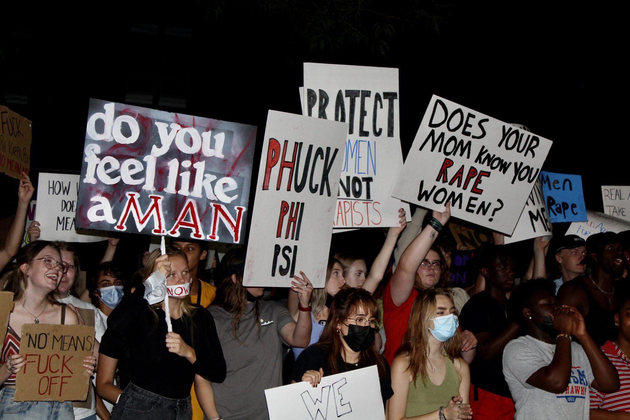 Protests at University of Kansas signal a major culture shift