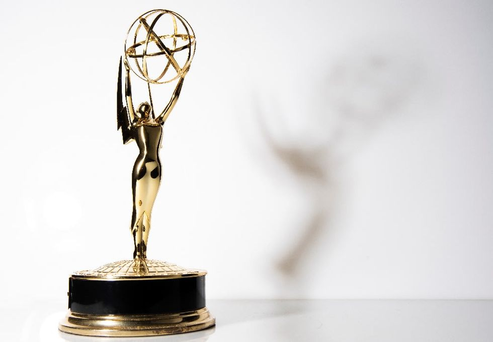In-person Emmys return as Netflix eyes TV's top prize with 'The Crown'
