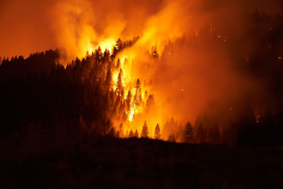 PG&E warns of safety blackouts in Northern California amid risky wildfire conditions