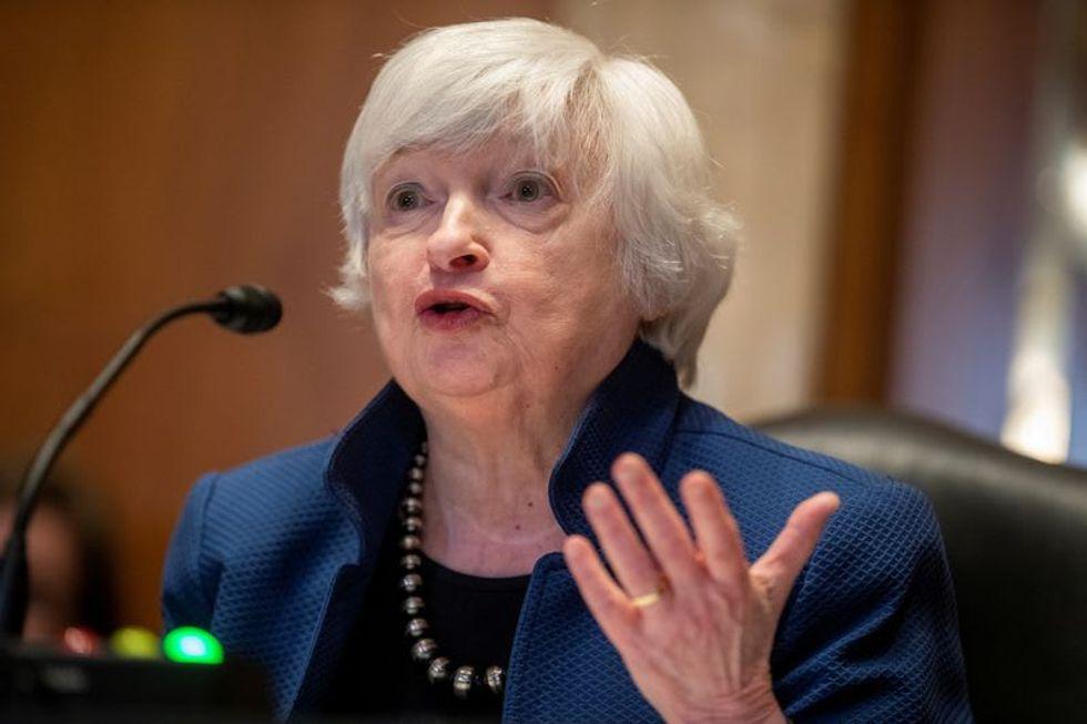 US Treasury's Yellen: Debt default would 'permanently' weaken America