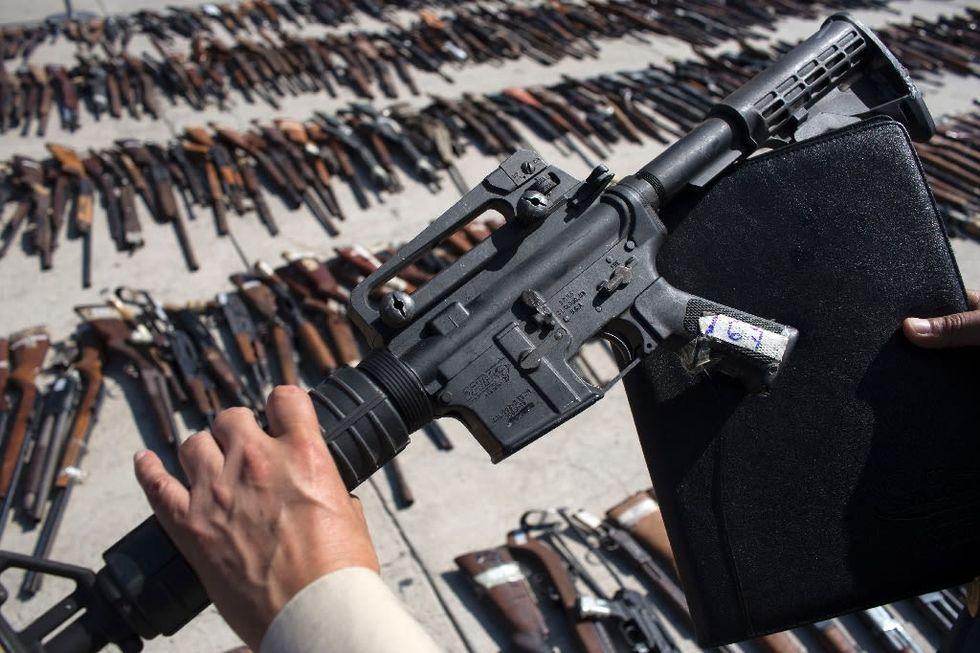 Mexico's suit against US gunmakers edges ahead
