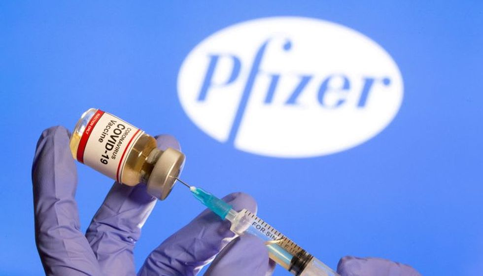 Pfizer/BioNTech say data show COVID-19 vaccine safe and protective in kids