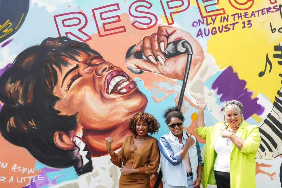 From Aretha to Eminem, Detroit artist creates portraits with personality