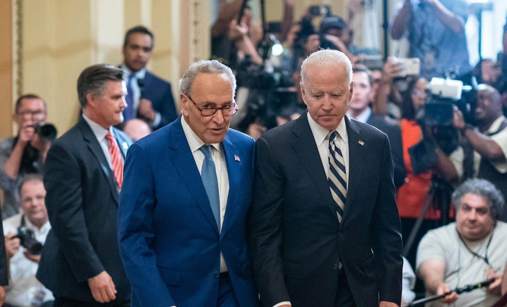 Let's face it: Mitch McConnell has the Democrats trapped