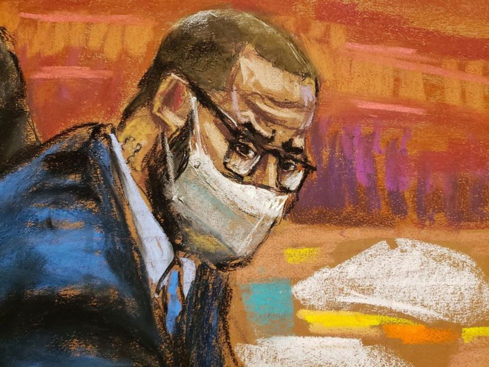 R. Kelly found guilty of racketeering in sex trafficking case