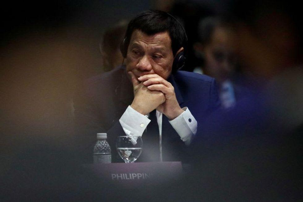 Philippine President Duterte says he is retiring from politics
