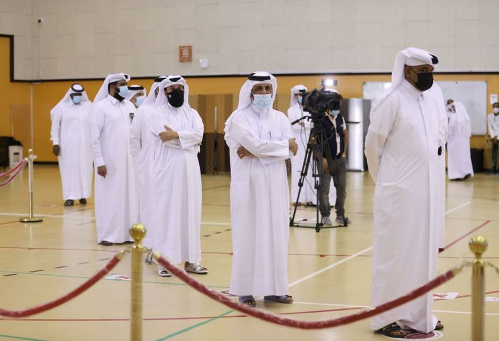 Polls open in Qatar's first legislative elections