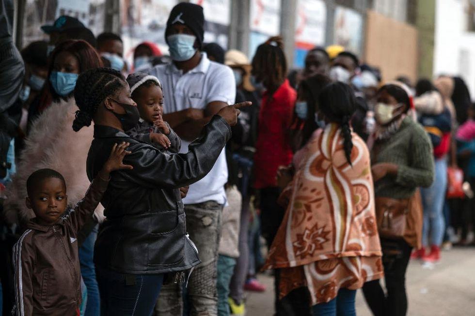 Haiti condemns Trump's 'racist' comments toward migrants