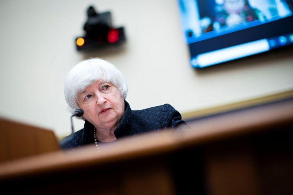 US Treasury's Yellen confident Congress will pass global minimum tax