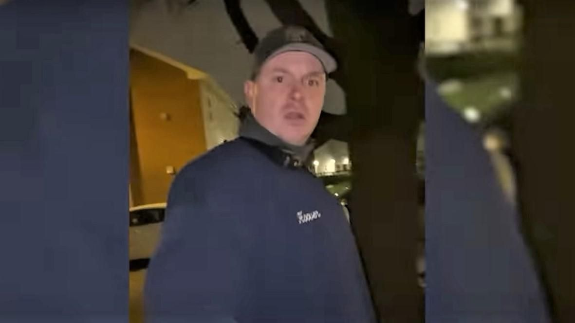 Philly cop on administrative leave after video shows him calling a Black man 'boy'