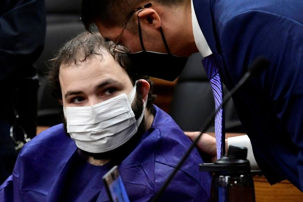 Accused Colorado supermarket shooter deemed mentally incompetent