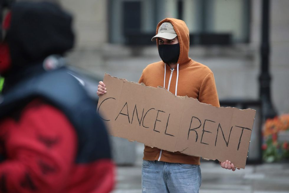 Small states cry foul on federal rental relief redistribution