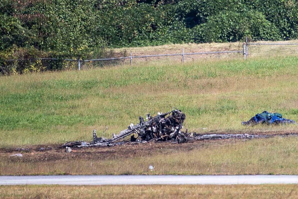 Identities of Georgia plane crash victims released