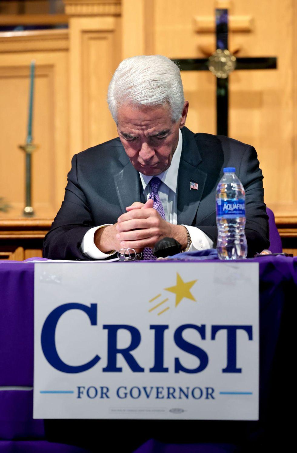 Crist touts justice reform for Florida, picks up key endorsement