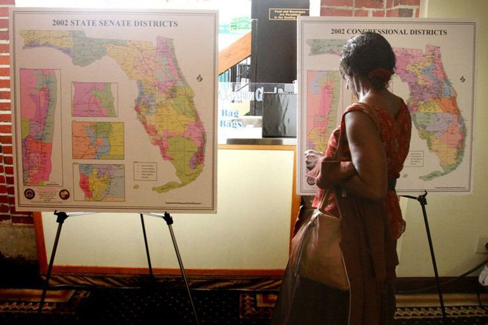 GOP-led redistricting battle in Florida could decide control of Congress