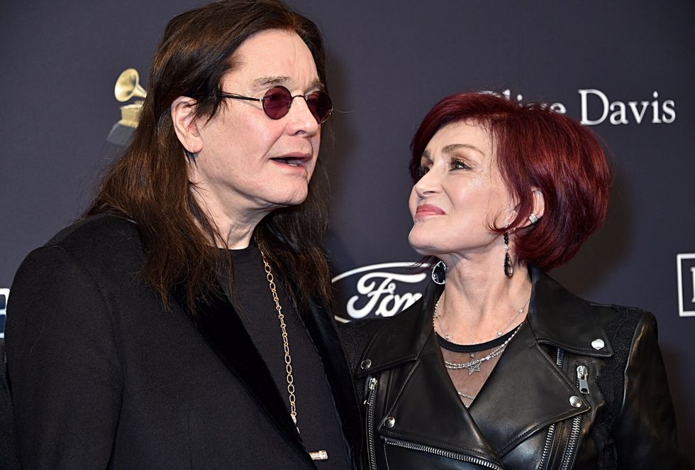 After family members contracted COVID-19, Ozzy Osbourne says worshiping Satan protected him from virus