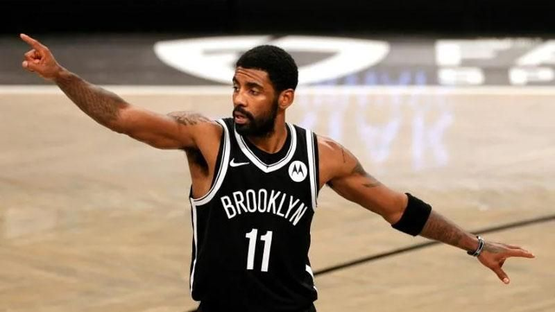 NBA star Kyrie Irving sidelined by the Nets for refusing COVID-19 vaccination