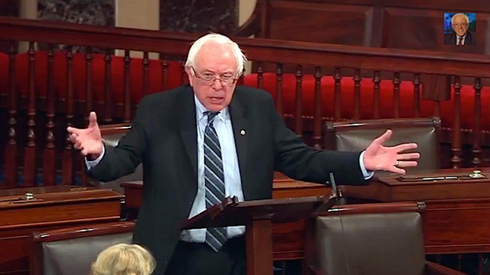 Bernie Sanders: Greedy billionaires twisting American dream into nightmarish oligarchy
