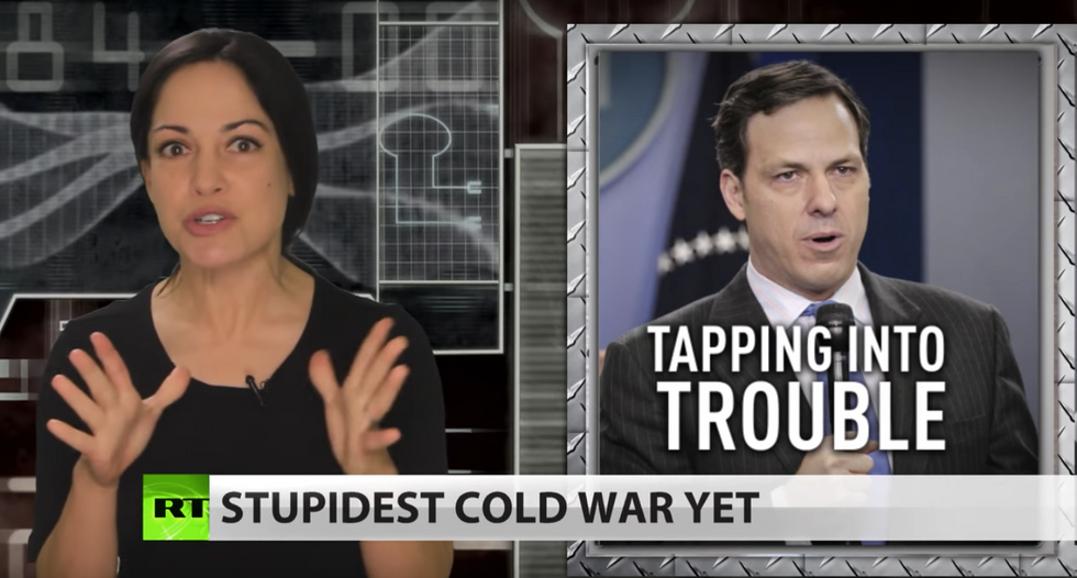 Jake Tapper blasts the 'sad and miserable trolls' at Russia Today after network posts hit-job video