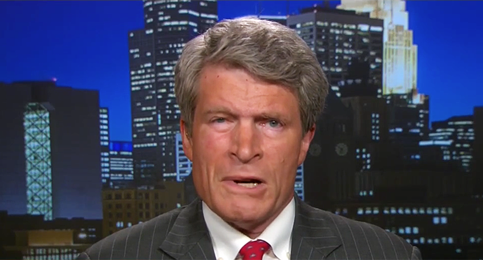 Bush ethics czar: 'I'm not paying for a $20,000 an Hour Mile High club for the Treasury Secretary'