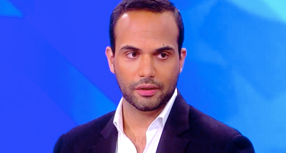George Papadopoulos promises Russia bombshells in new tell-all book about Trump