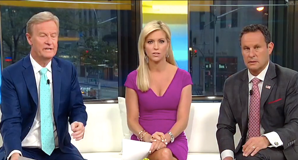 Fox & Friends pushes Mitch McConnell's false claims about refusing meetings with Obama