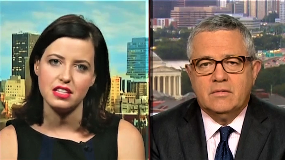 'I was traumatized and gutted': CNN guest destroys GOP's treatment of Christine Blasey Ford