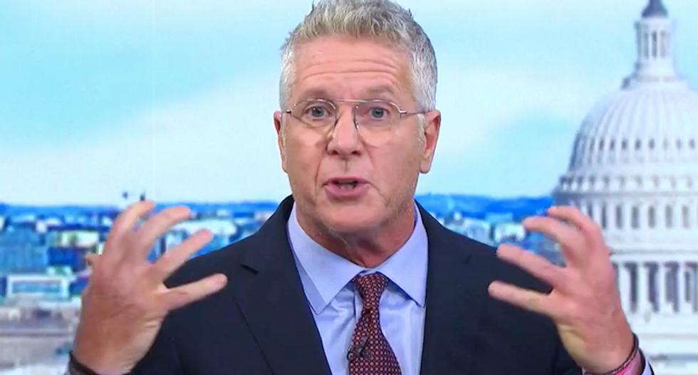 MSNBC's Donny Deutsch explodes over 'obnoxious' Kavanaugh: 'Innocent men wouldn't behave that way'