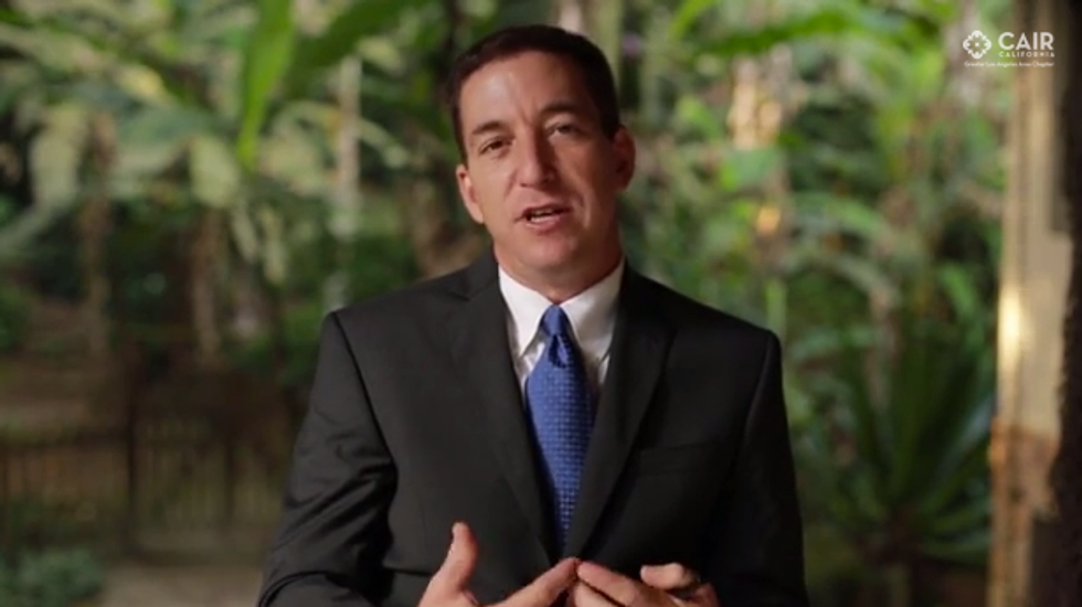 Glenn Greenwald's news project to be called 'First Look Media'