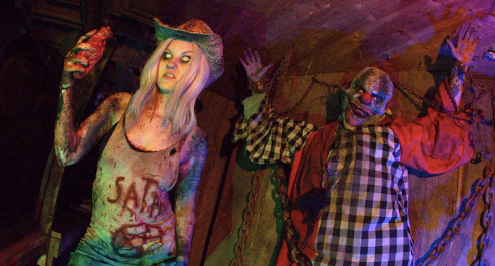 Ohio haunted house sorry for holding 'Swastika Saturday' event same day as Pittsburgh massacre: 'We aren't Nazis'