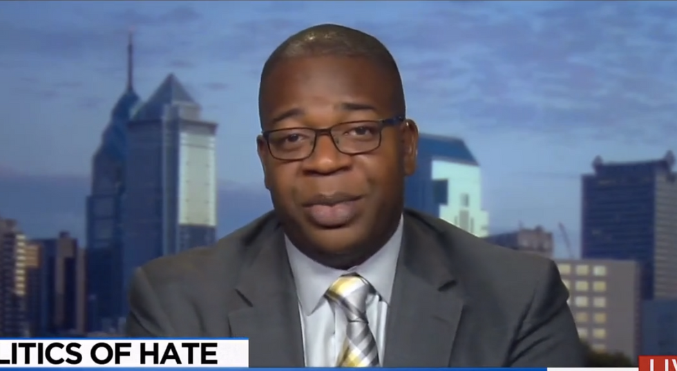 MSNBC guest: Boston march shows 'Trump might be the president but this is not his country'