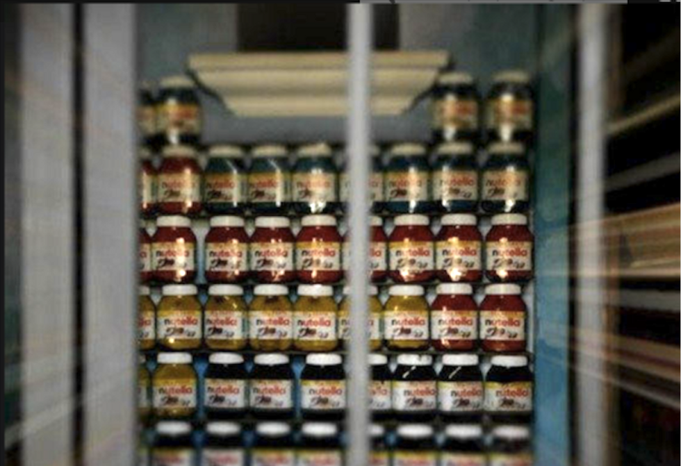 Thieves make off with truck containing 22 tons of Nutella and other chocolate worth $80,000