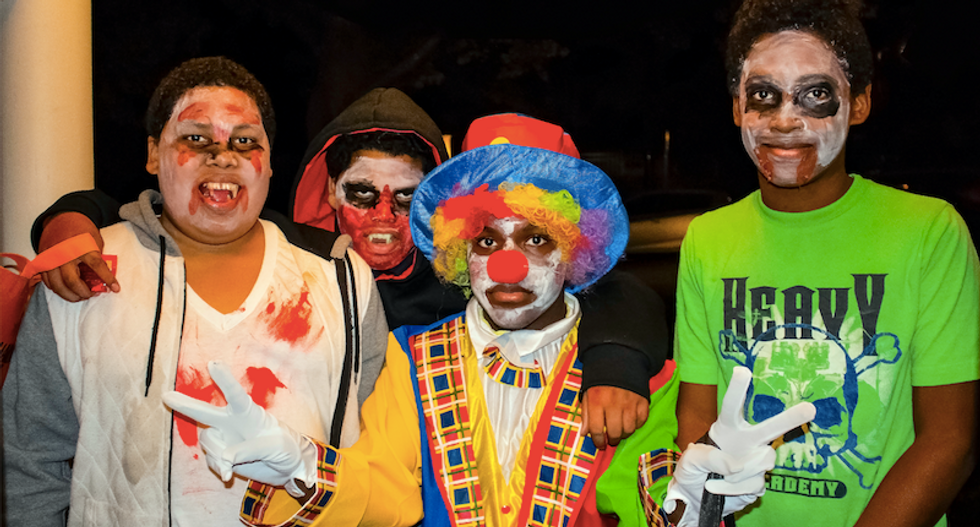 Some cities are banning teens from trick-or-treating: 'They just want to put black kids in jail'