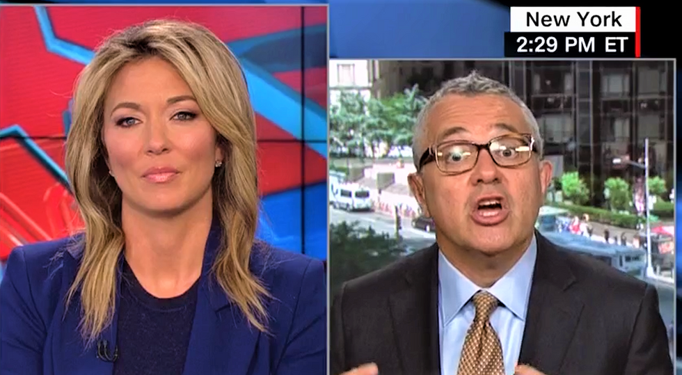 'Too bad!' CNN's Toobin obliterates Trump supporters who want media to say more nice things about him