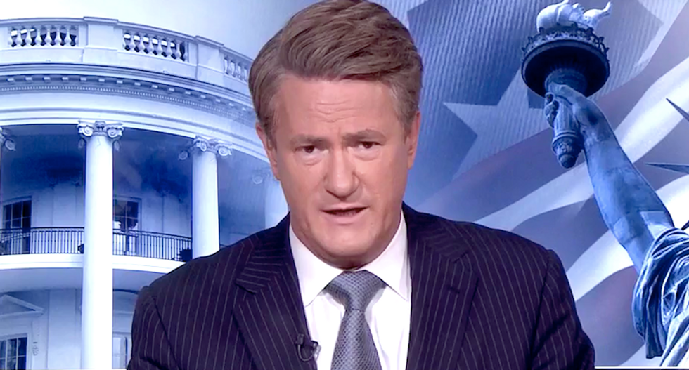 MSNBC's Morning Joe hammers Trump for putting personal wealth ahead of US security: 'He doesn't give a damn'