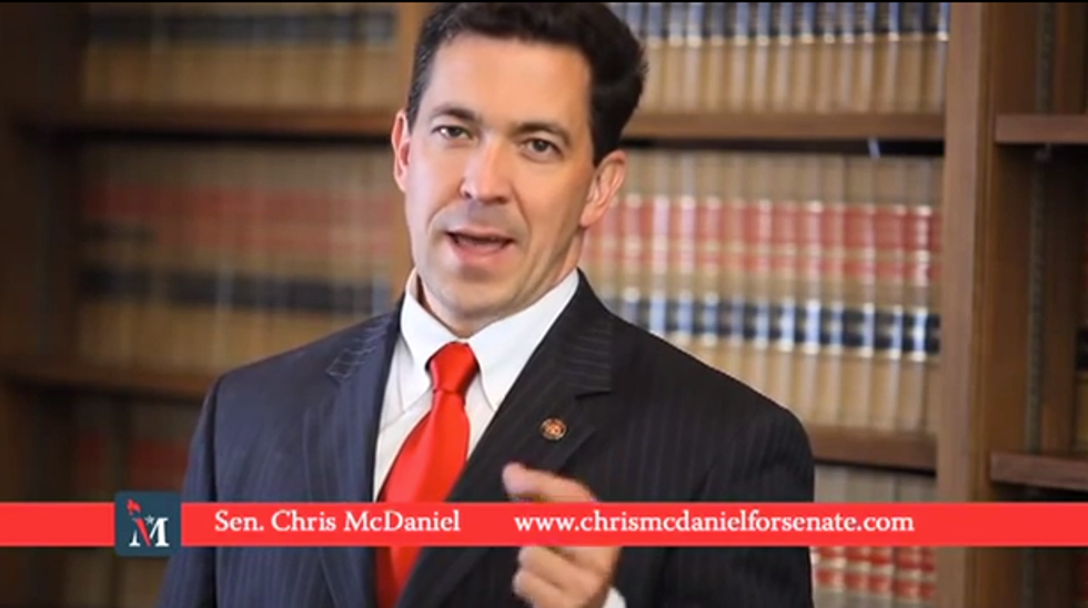 MS Tea Partier Chris McDaniel hit with more awkward statements from his radio past