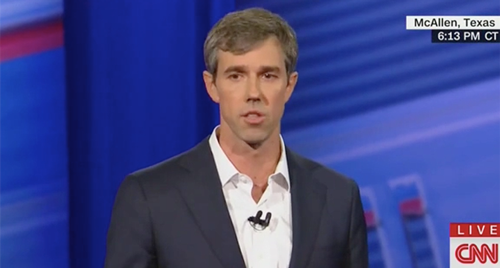 Trump advisor taunts Beto's mental health: He can't get a grip on his 'depression'