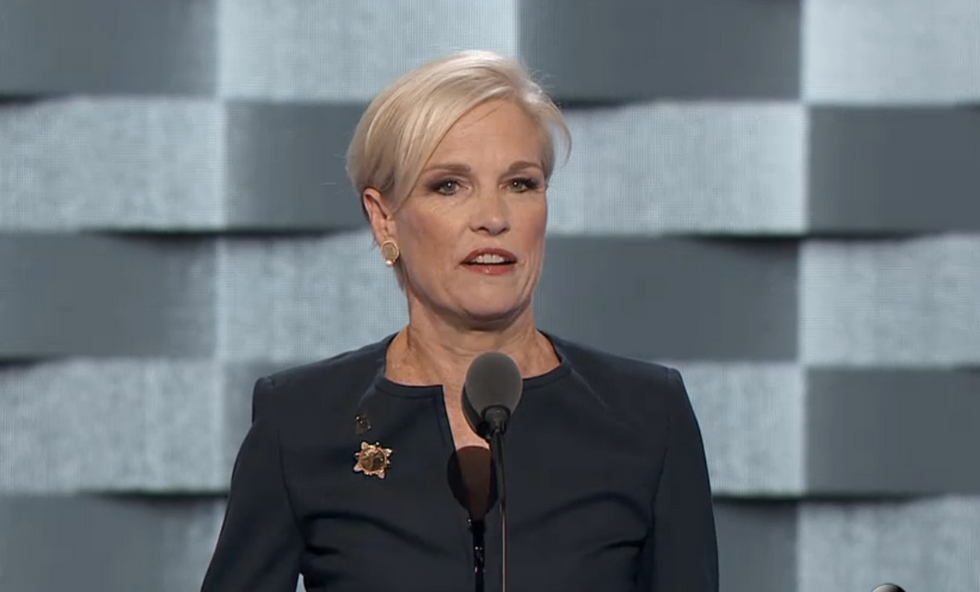 Cecile Richards to Trump: 'Women are going to be the reason' you lose in November
