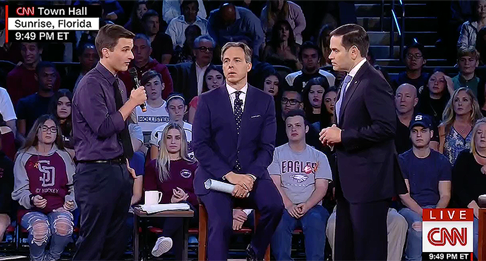 Parkland student rails against NRA's Dana Loesch at town hall: 'How does she look in the mirror?'